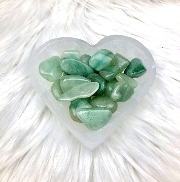 Tumbled Green Aventurine - 2 oz